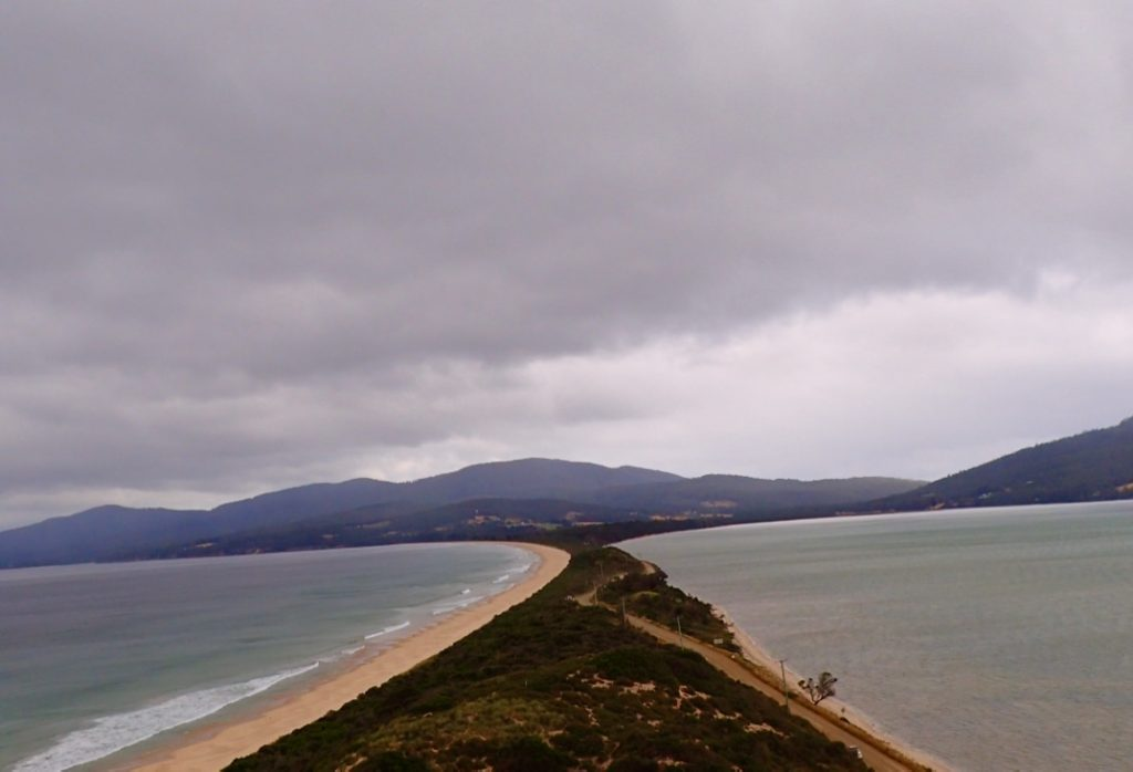 The Neck Lookout, Bruny Island TAS